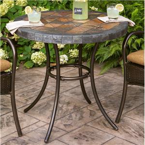 Apricity Outdoor Bistros Bistro Table