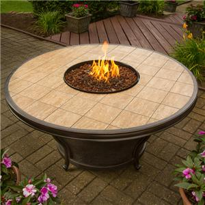 Agio Fire Pits Conquest Fire Pit
