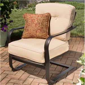 Apricity Outdoor Heritage Spring Chair