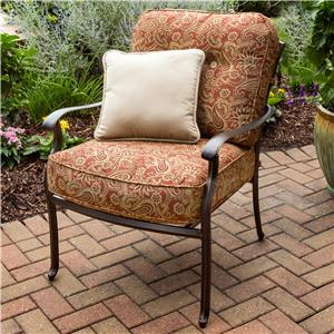 Apricity Outdoor Heritage Outdoor Lounge Chair