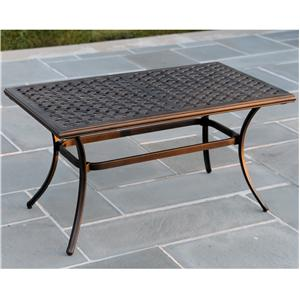 Agio Heritage Outdoor Cocktail Table
