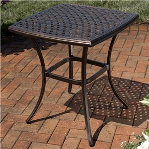 Apricity Outdoor Heritage Café Table