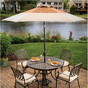 Apricity Outdoor Heritage Market Umbrella