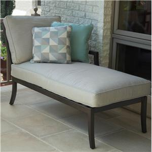 Apricity Outdoor Maddox Chaise