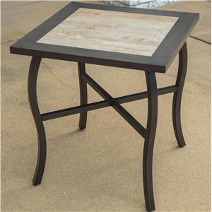 Apricity Outdoor Maddox Cafe Table