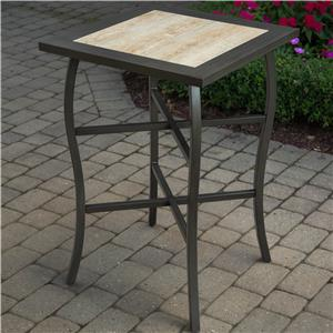 Apricity Outdoor Maddox Bar Table