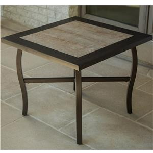 Apricity Outdoor Maddox Side Table