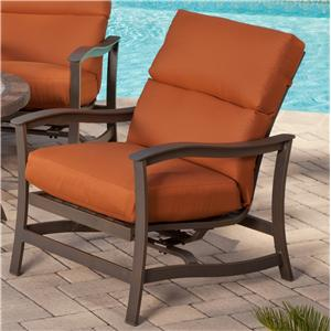 Apricity Outdoor Majorca Outdoor Spring Rocker with Cushion