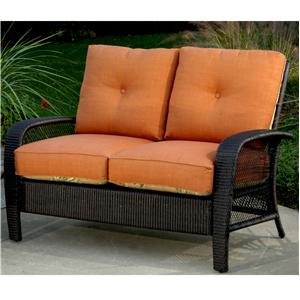 Agio Martinique Outdoor Loveseat