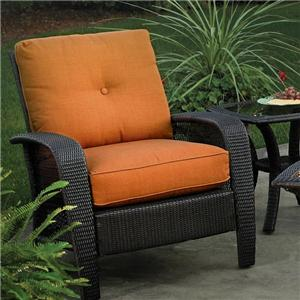Agio Martinique Outdoor Lounge Chair