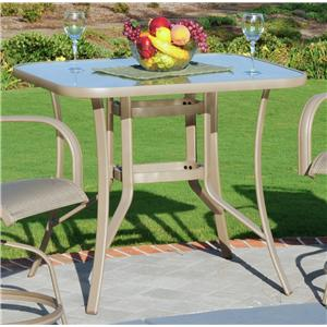 "Agio Monterey 3 32"" by 38"" Balcony Table"