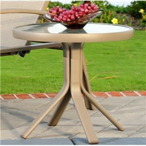 Apricity Outdoor Monterey 3 Outdoor Occasional Table