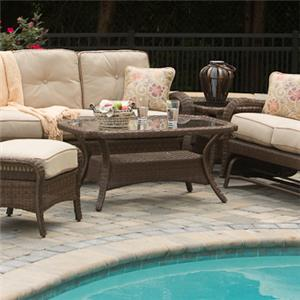 Apricity Outdoor Pinehurst Coffee Table