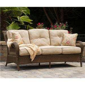 Apricity Outdoor Pinehurst Sofa
