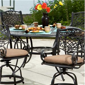 Apricity Outdoor Rochester  Gathering Height Dining Table