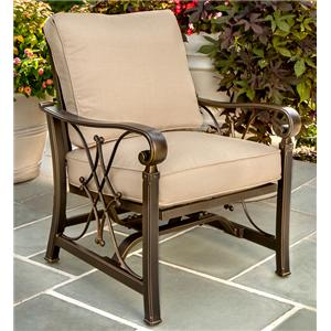 Apricity Outdoor Seville Spring Chair