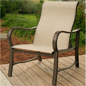 Agio Sullivan Half Chaise