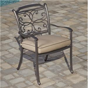 Agio Tradition Dining Arm Chair