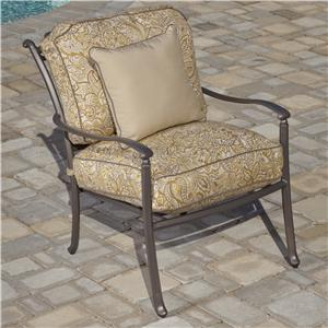 Apricity Outdoor Tradition Lounge Chair