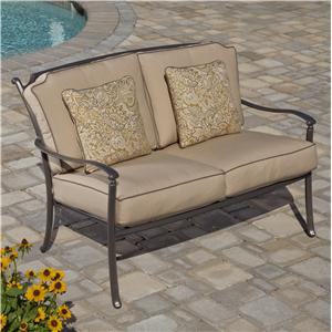 Agio Tradition Loveseat