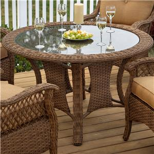 "Agio Veranda--Agio 48"" Round Outdoor Dining Table"