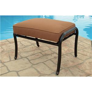 Apricity Outdoor Willowbrook  Ottoman