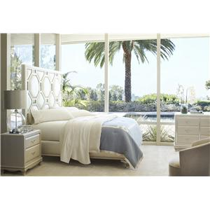 Michael Amini After Eight King Bedroom Group