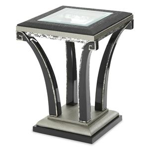 Michael Amini After Eight Chair Side Table