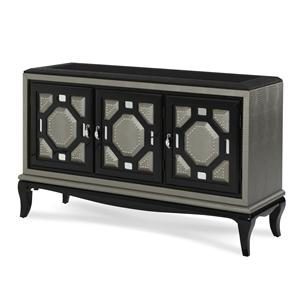 Michael Amini After Eight Console Cabinet