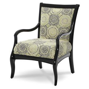 Michael Amini After Eight Wood Chair
