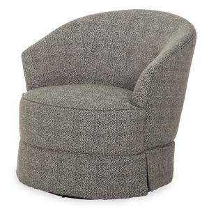 Michael Amini After Eight Swivel Chair