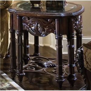 Michael Amini Essex Manor End Table