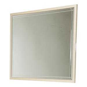 Michael Amini Hollywood Loft Rectangular Dresser Mirror