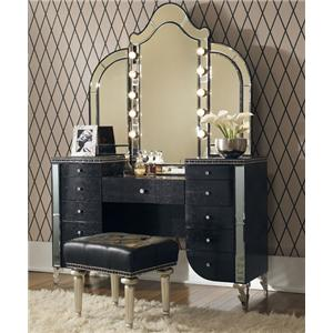 Michael Amini Hollywood Swank Vanity