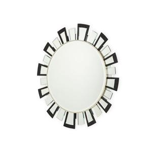 Michael Amini Hollywood Swank Facet Mirror