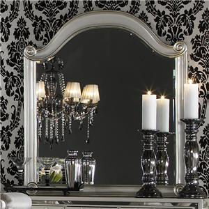Michael Amini Hollywood Swank Wall Mirror