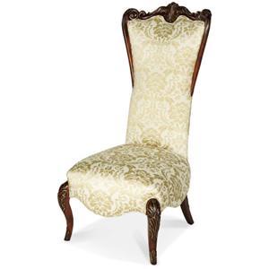 Michael Amini Imperial Court - CHPGN Wood Trim Chair