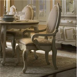 Michael Amini Lavelle Arm Chair