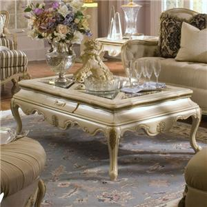 Michael Amini Lavelle Cocktail Table