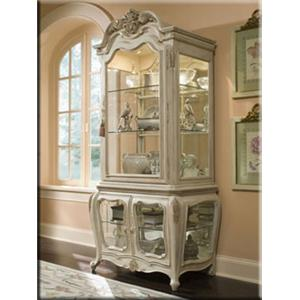 Michael Amini Lavelle Curio Cabinet