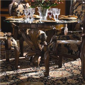 Michael Amini Oppulente Round Dining Table