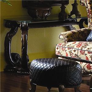 Michael Amini Oppulente Sofa Table