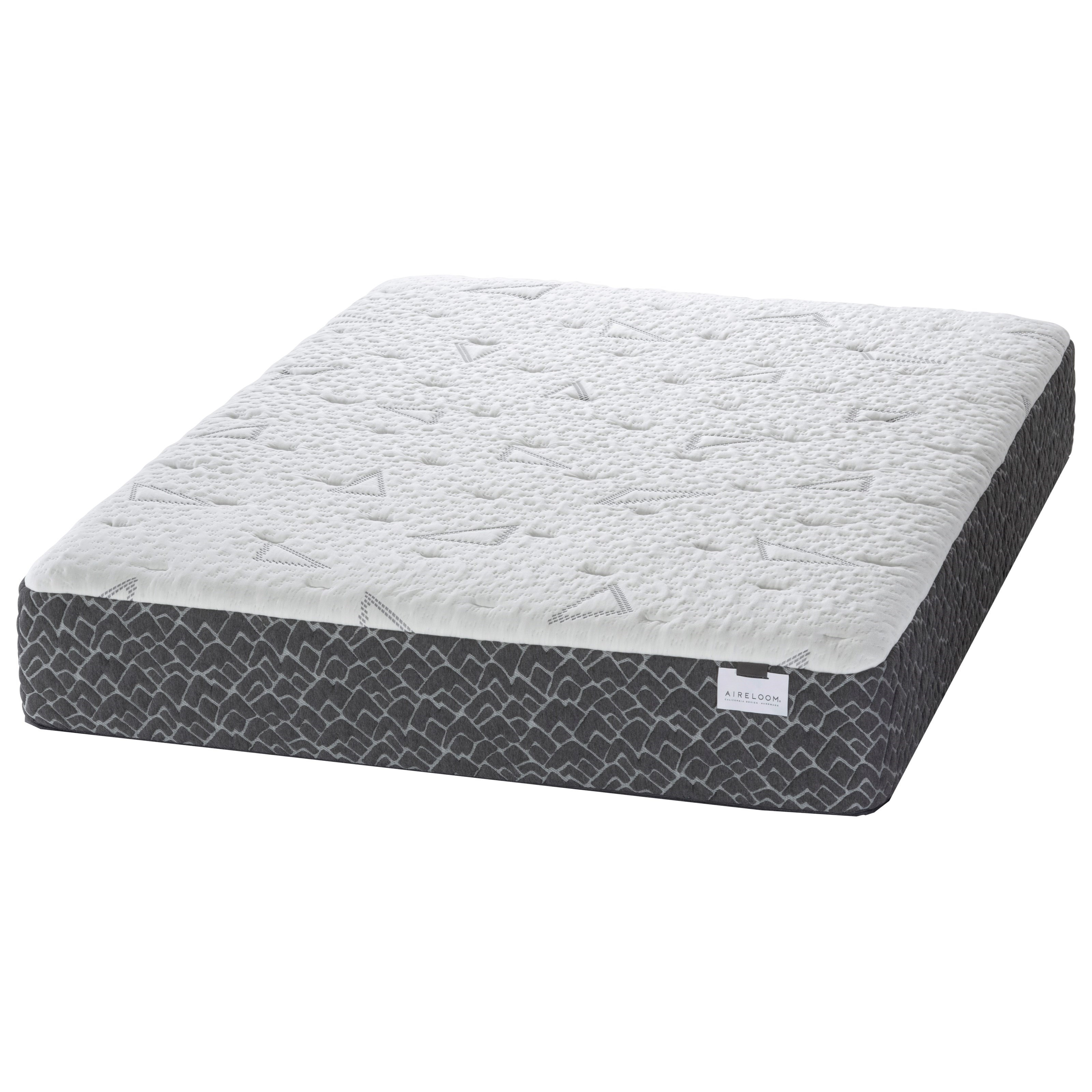 """Russell Firm Hybrid King 11"""" Firm Hybrid Mattress by Aireloom Bedding at Pilgrim Furniture City"""
