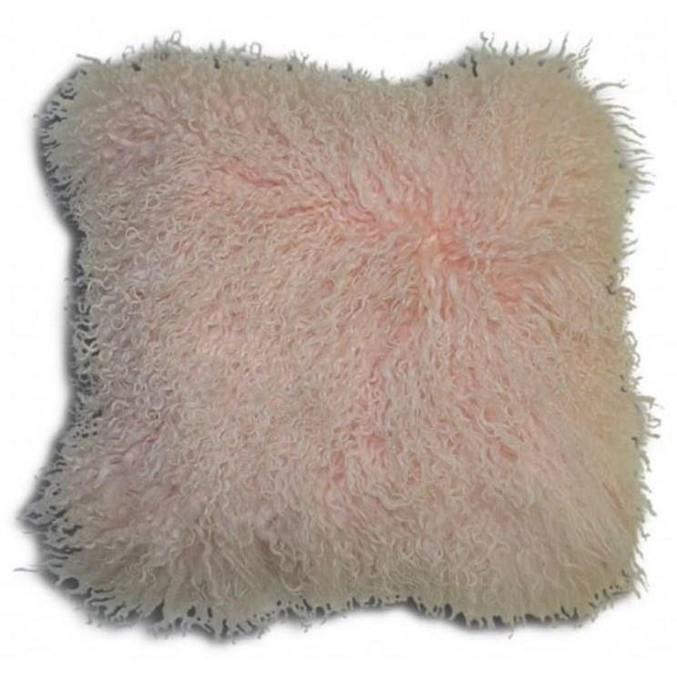 "Decorative Cushions Khulan Pale Pink 16"" Cushion at Stoney Creek Furniture"