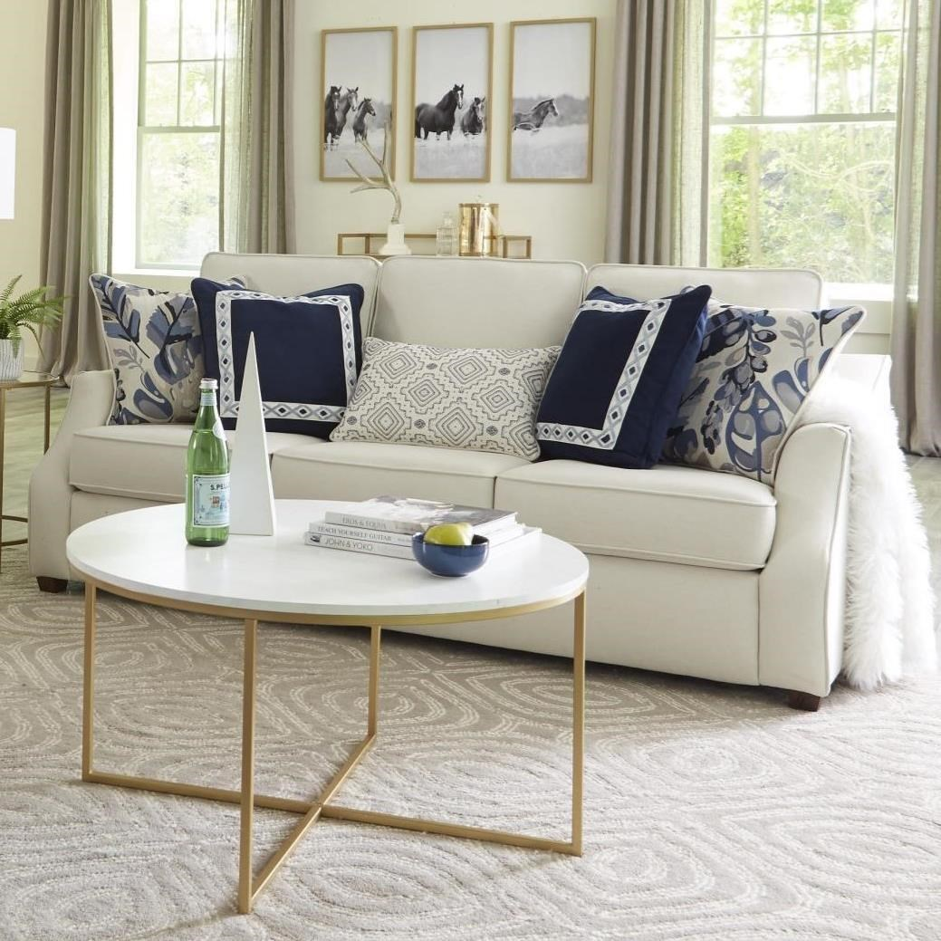 0440 Sofa by Albany at A1 Furniture & Mattress
