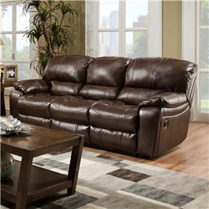 Albany 1750 Casual Reclining Sofa