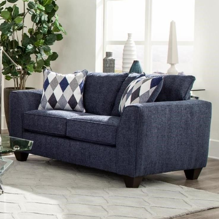 2256 Loveseat by Albany at A1 Furniture & Mattress