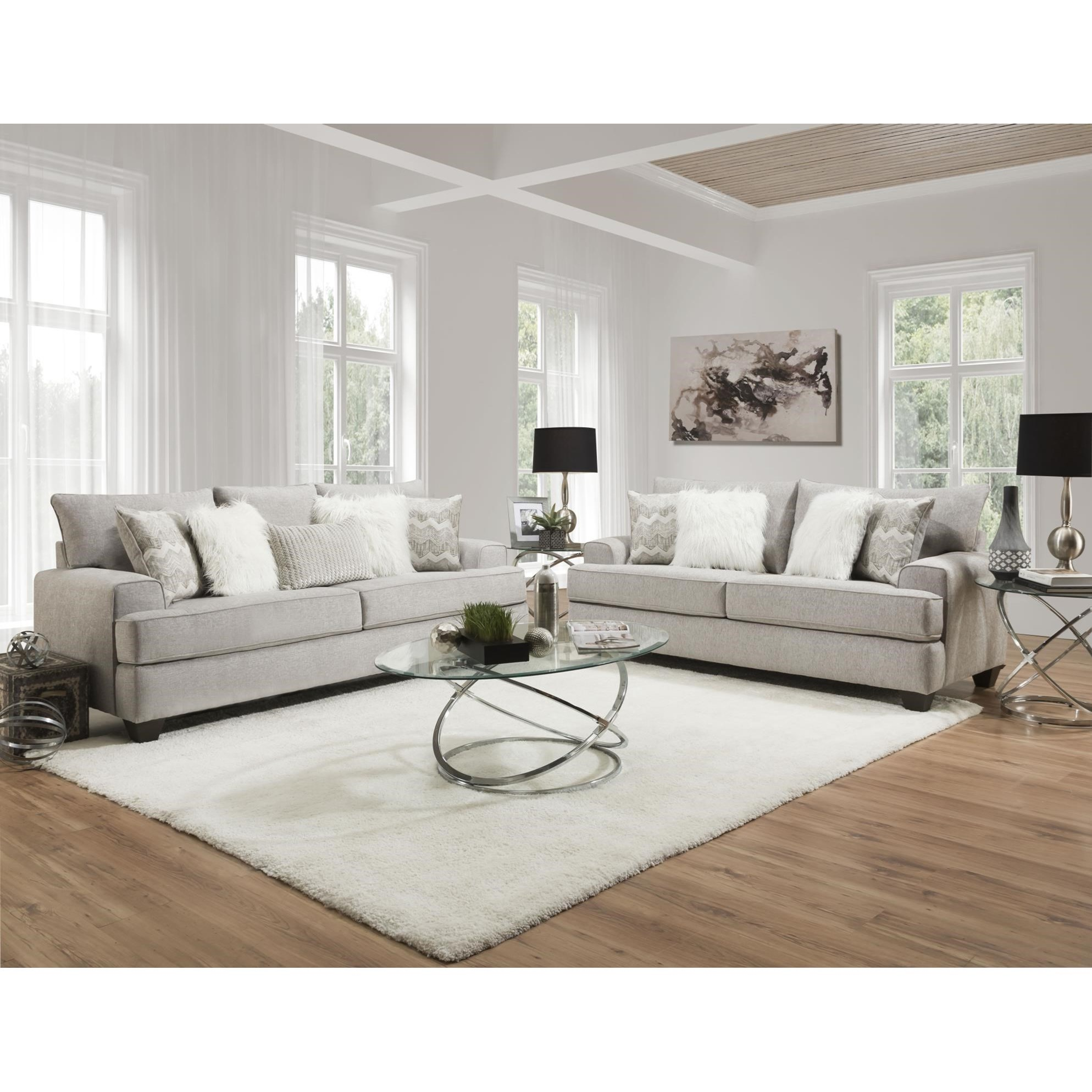 428 Living Room Group by Albany at A1 Furniture & Mattress