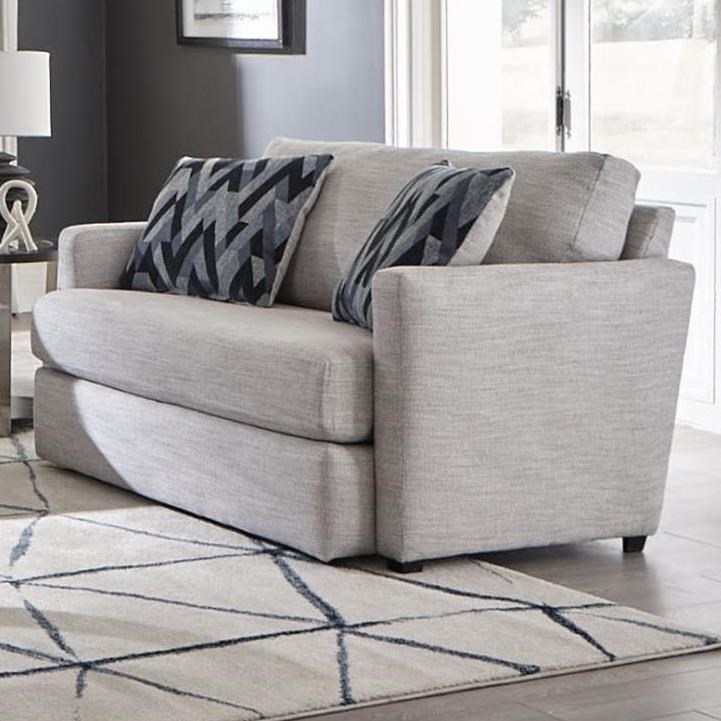 8355 Upholstered Chair by Albany at A1 Furniture & Mattress