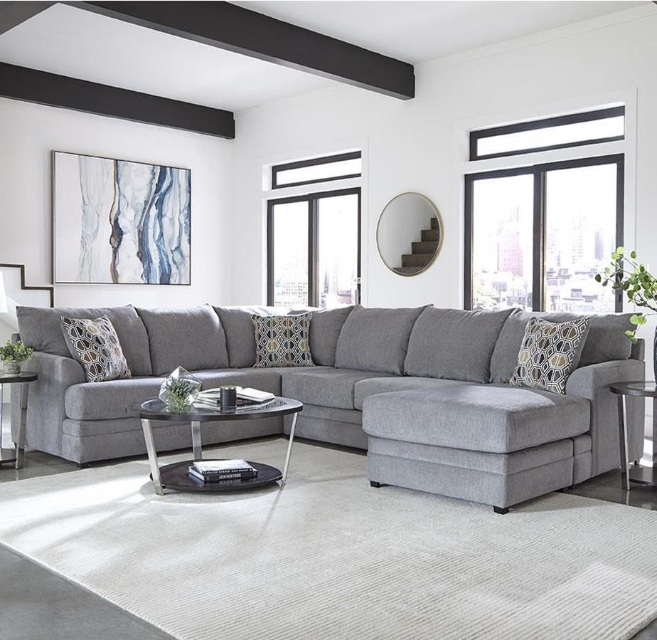 8622 2-Piece Sectional by Albany at A1 Furniture & Mattress